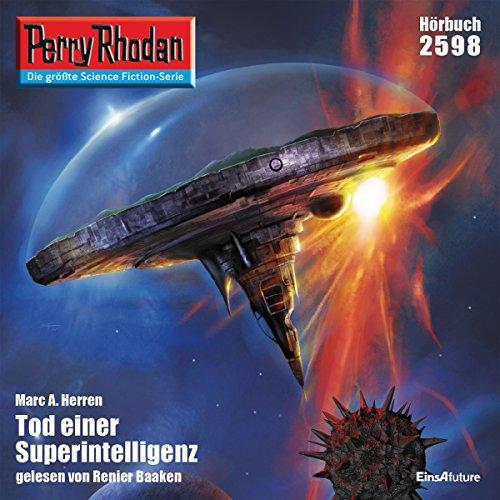 Tod einer Superintelligenz (Perry Rhodan 2598) Titelbild