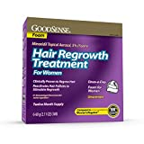 GoodSense Hair Regrowth Treatment for Women, Minoxidil Topical Aerosol, 5% (Foam), 12.66 Ounce