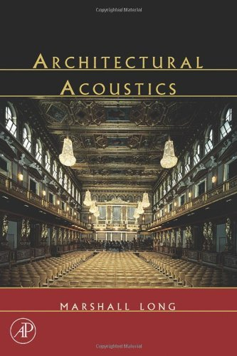 Architectural Acoustics (Applications of Modern Acoustics) (English Edition)