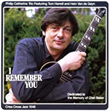 I Remember You by Philip Catherine Trio (1994-04-06)