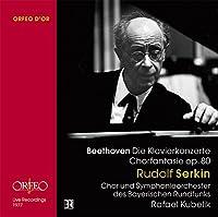Beethoven: Die Klavierkonzerte / Chorfantasie op. 80 (2005-06-28)