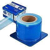 JMU Barrier Film Blue, Barrier Film Roll with Dispenser Box, 4