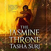 The Jasmine Throne: Library Edition (Burning Kingdoms)