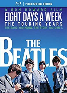 The Beatles: Eight Days A Week - The Touring Years - Édition Deluxe [2 Blu-ray]