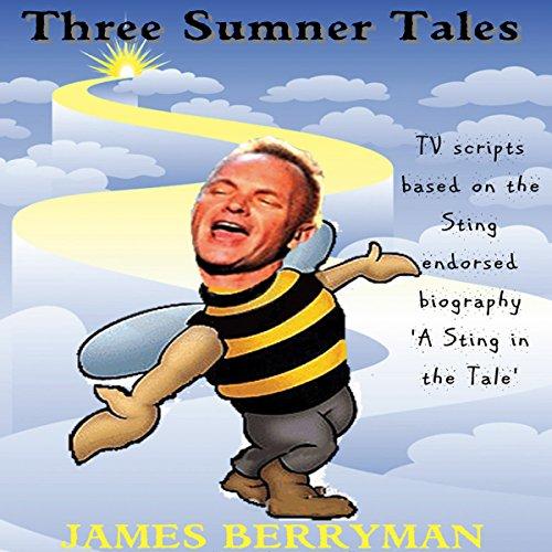 Three Sumner Tales audiobook cover art