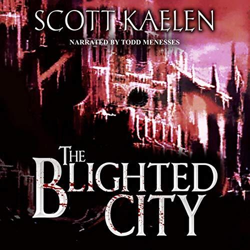Page de couverture de The Blighted City