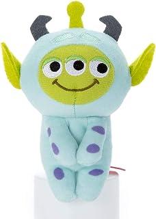タカラトミーアーツディズニーキャラクター ちょっこりさん コスチュームエイリアン -サリー- ぬいぐるみ  高さ 約12cm
