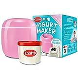 EasiYo Kompakter Mini-Joghurtbereiter, mit Dose und Anleitung (evtl. nicht in deutscher Sprache), 500 g