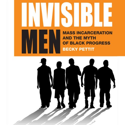 Invisible Men audiobook cover art
