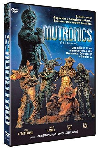 The Guyver Mutronics (The Guyver)