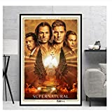 Suuyar Poster Supernatural Staffel 15 TV Serie Show 2019