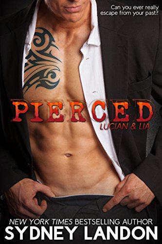 Pierced (Lucian & Lia Book 1) by [Sydney Landon]