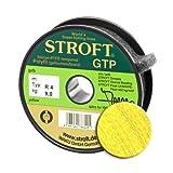 Schnur STROFT GTP Typ R Geflochtene 250m gelb, R4-0.220mm-9kg