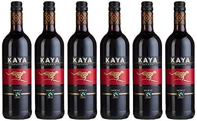 Kaya Fairtrade Shiraz trocken (6 x 0.75 l)