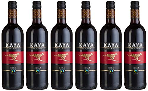 Kaya Fairtrade Shiraz Trocken (6 x 0.75 l)