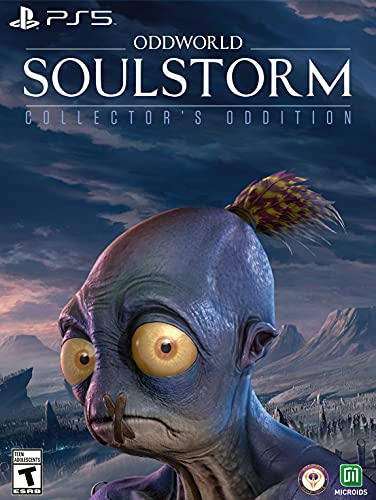 Oddworld: Soulstorm - Collector's Oddition (PS5) - PlayStation 5