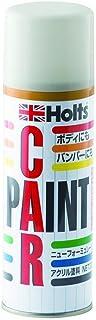 ホルツ 下塗り 純正塗料スプレー カーペイントトヨタ 082 ライムホワイトパールクリスタルシャイン下塗り 300ml Holts MH12132