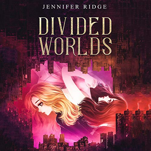Divided Worlds audiobook cover art