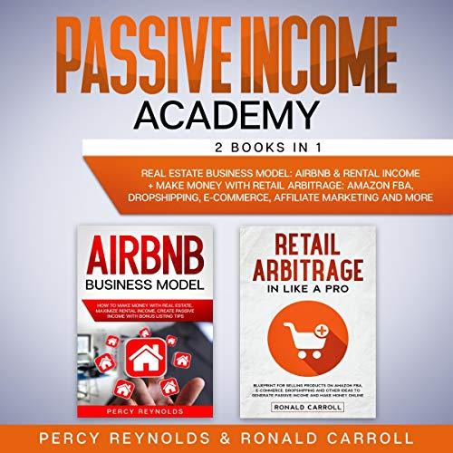 Passive Income Academy cover art
