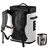 Insulated Leakproof Backpack Cooler Bag Waterproof Soft Cooler...