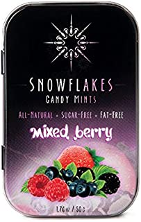 Snowflakes Candy (Mixed Berry)