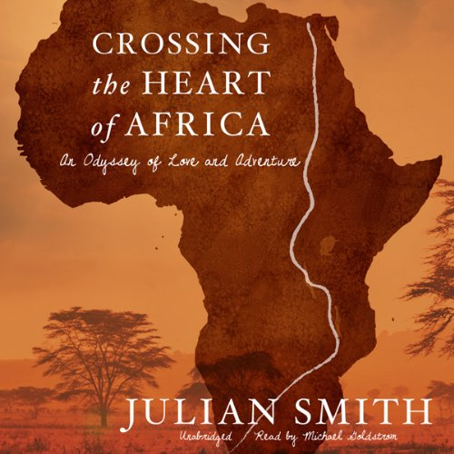 Crossing the Heart of Africa cover art