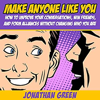 Make Anyone Like You audiobook cover art