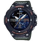 Casio Outdoor Touchscreen Men's Smartwatch with GPS, Compass, Altimeter, Barometer, Activity...