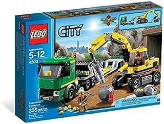 LEGO City Mining Excavator Transport - 4203