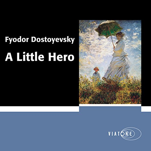 A Little Hero cover art