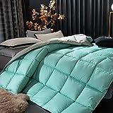 Goodlife-1 Bettdecke 4 Jahreszeiten All Seasons King Size Duvet Comfort fühlt Sich an wie Daunen Anti Allergy Duvet Anti-Bacterial Quilt-150x200cm - 3kg_D.
