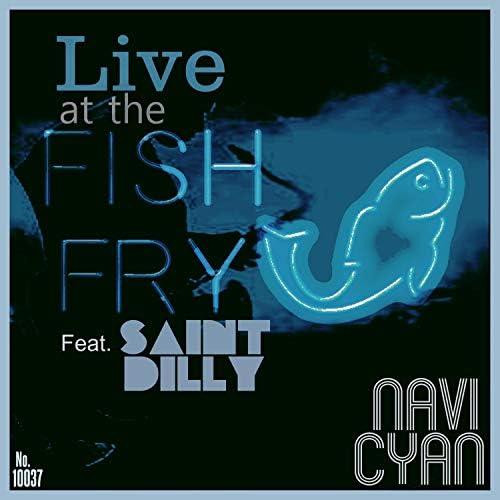 Navi Cyan feat. Saint Dilly's Jazz Café
