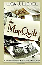 The Map Quilt (Buried Treasure Mysteries)