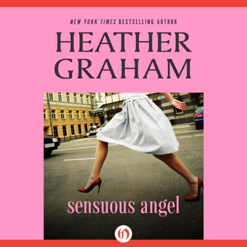 Sensuous Angel audiobook cover art