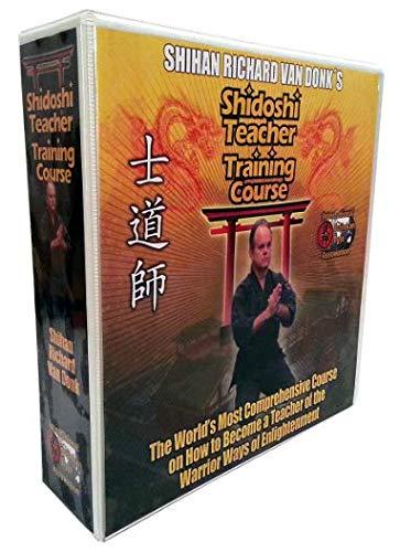 Ninjutsu Black Belt Courses SHIDOSHI Ninja Sensei Teachers Training Course -Bujinkan Budo Taijutsu - Richard Van Donk