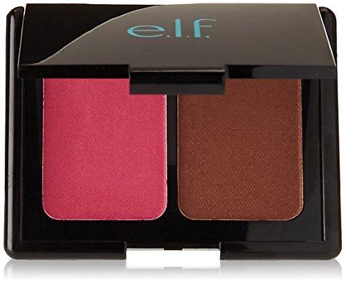Elf Cosmetics Aqua Beauty Blush & Bronzer 57039, Bronzed Violet, 2.9 Ounce