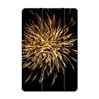Sepikey iPad Pro 12.9 2017 2015/iPad Pro カバー, 耐摩耗性 三つ折りブラケット レザー 耐衝撃性 キズ防止 三つ折タイプ タブレットケース iPad Pro 12.9 2017 2015/iPad Pro Case-花火13