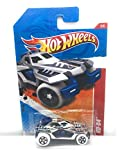 Hot Wheels 2011, Thrill Racers - Ice 5/6, RD-04 197/244