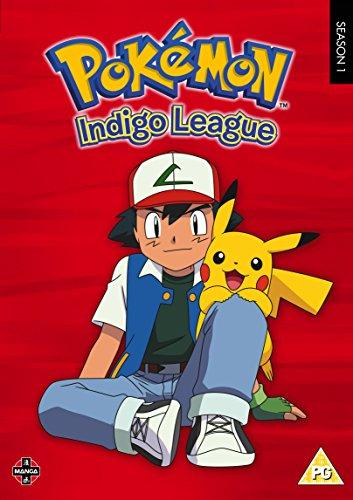 Pokemon Indigo League: Season 1 Box Set (8 DVD) [Edizione: Regno Unito] [Import]