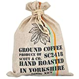 New Ground Coffee Gift Set - Your Coffee Set Contains 10 Different Around The World Coffees Which are Hand Roasted in The UK. Complete with Info Booklet for an Ideal Gift