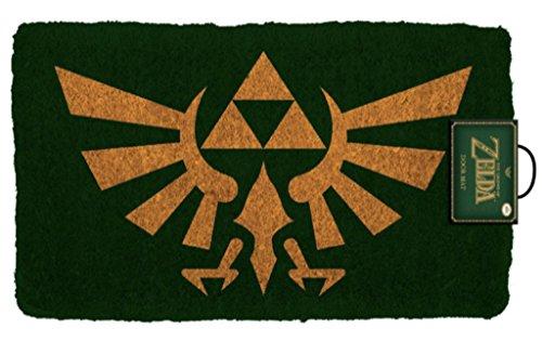 Pyramid America The Legend of Zelda Crest - Felpudo