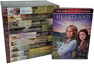 Heartland Complete Series 1-10 DVD Pack Season 1,2,3,4,5,6,7,8,9 & 10