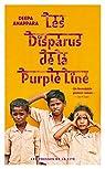 Les disparus de la Purple Line par Anappara