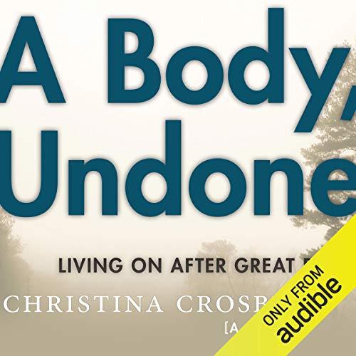 A Body, Undone audiobook cover art