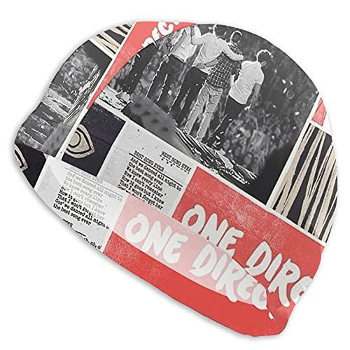 WXM One Direction Midnight Memories Holiday Artefact Bonnet de bain imperméable pour adulte pour garder les cheveux au sec