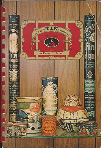 Collectible Tin Containers with Price Guide, Book 2