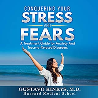 Conquering Your Stress & Fears audiobook cover art