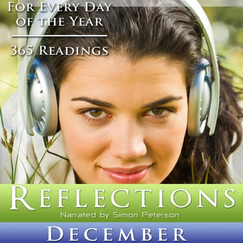 Reflections: December audiobook cover art