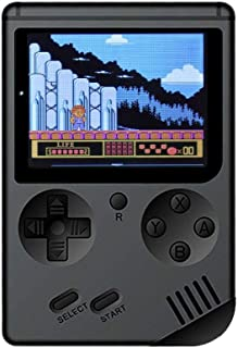 Retro Mini 2 Handheld Game Console Built-in 168 Classic Games 3 Inch Screen