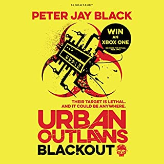 Blackout                   By:                                                                                                                                 Peter Jay Black                               Narrated by:                                                                                                                                 Andy Cresswell                      Length: 6 hrs and 27 mins     7 ratings     Overall 4.3